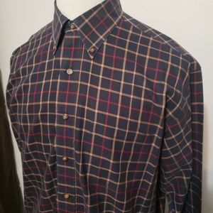 Brooks Brothers Non Iron Long Sleeve Button Front